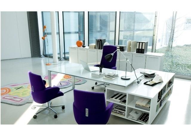 Design Ruang Kantor Minimalis