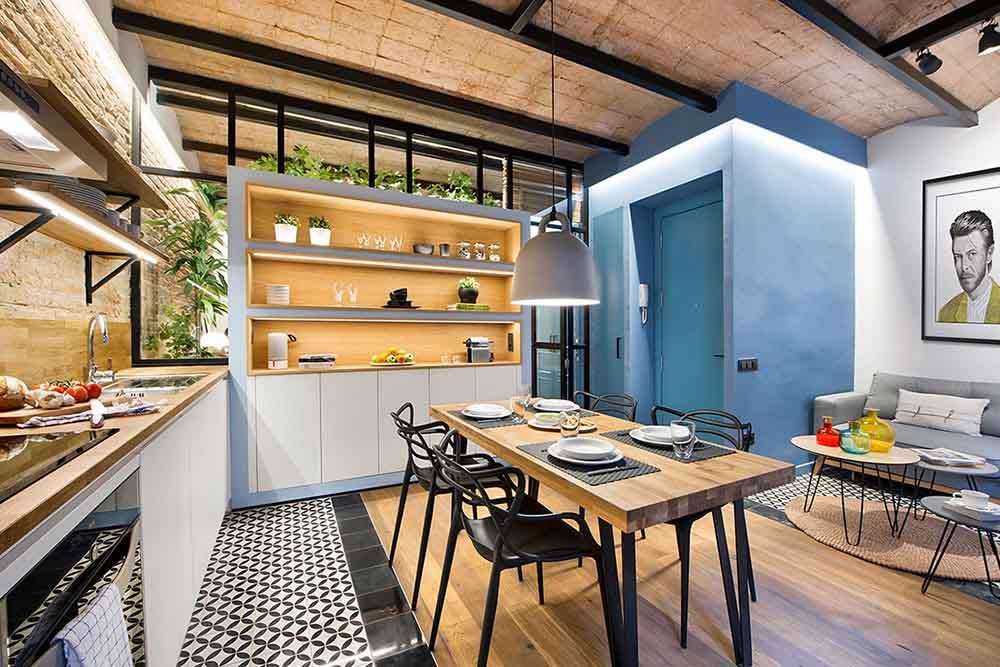 Tips Cara Mendesign Apartemen Kecil Agar Ideal
