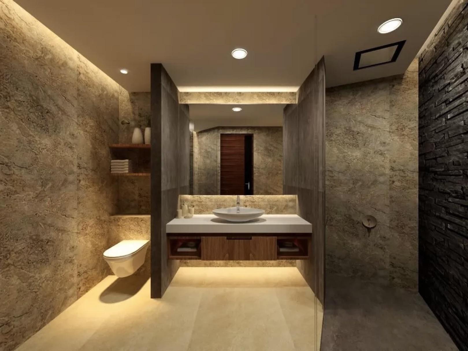 11 Design Kamar Mandi Elegan Dan Minimalis Magnolia Adi Sentosa