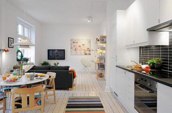 Tips Design Interior Untuk Apartement Berukuran Minimalis