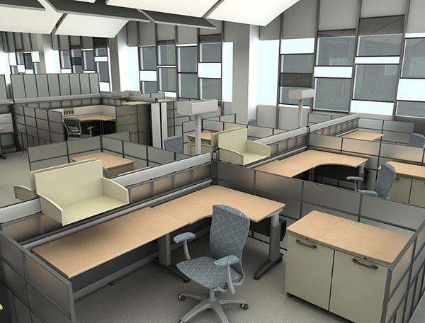 Tips Menata Ruang Kerja Kantor Anda Agar Tidak Bosan