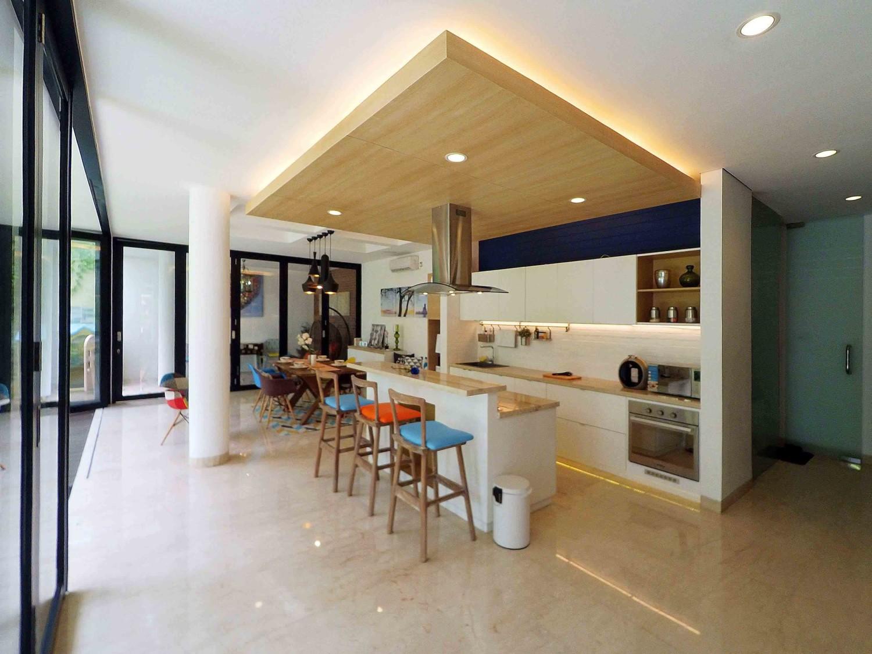 Ide Dapur Minimalis Modern Untuk Keluarga Kekinian