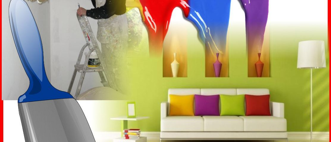 10 Warna Cat Dinding Ruang Tamu Yang Sempit, Agar Tampak Luas