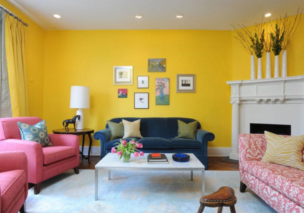 10 Warna Agar Ruangan Sempit Tampak Luas Homify