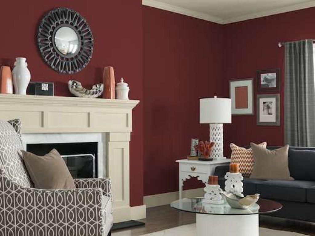 10 Warna Cat Dinding Ruang Tamu Yang