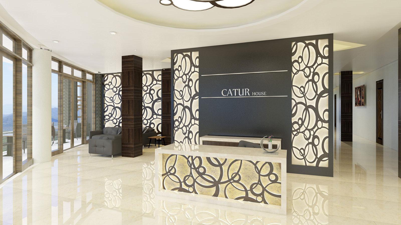 Catur Mansion